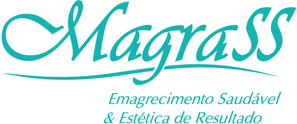 Logo - Magraas Emagrecimento Saudável e Estética de Resultado